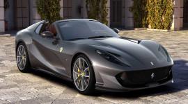 Siêu xe mui trần Ferrari 812 GTS chính thức ra mắt, 789 mã lực