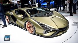 Chiêm ngưỡng vẻ đẹp siêu bò Lamborghini Sian