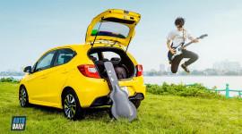 """Một ngày """"sống trẻ"""" cùng Honda Brio"""