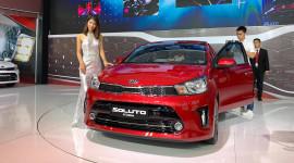 Chi tiết Kia Soluto 2019 giá từ 399 triệu đồng tại Việt Nam