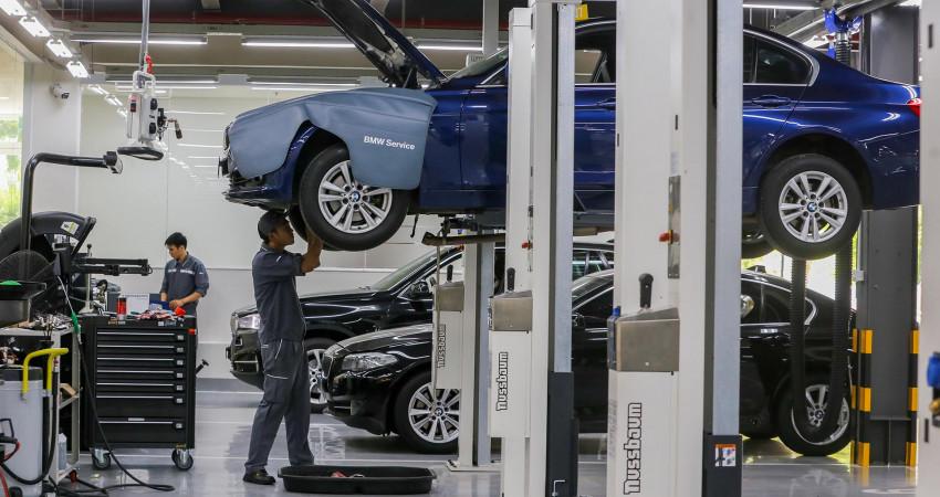 """BMW Việt Nam tổ chức chương trình """"Tư vấn cùng chuyên gia"""""""