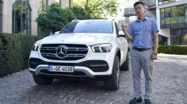 Đánh giá Mercedes-Benz GLE 2020 ở Đức: Miên man công nghệ, sắp về Việt Nam