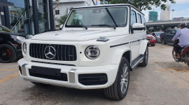 Mercedes-AMG G63 2019 chính hãng giá 10,6 tỷ về Việt Nam