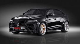 Lamborghini Urus cực ngầu trong gói độ Novitec, công suất 782 mã lực