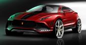 Ferrari thừa nhận thách thức trong việc phát triển mẫu SUV đầu tiên