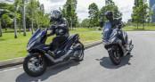 Honda PCX sắp được nâng cấp động cơ, trang bị van biến thiên VTEC?