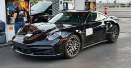 Porsche 911 Turbo 2020 tiếp tục lộ ảnh chạy thử