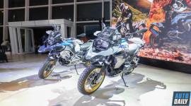BMW R1250 GS/GSA 2019 chốt giá từ 629 triệu đồng tại Việt Nam
