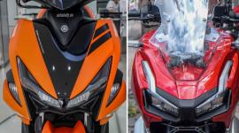 Xe tay ga thể thao, chọn Yamaha NVX 155 hay Honda ADV 150?