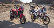 Honda Africa Twin 2020 trình làng, động cơ mới mạnh mẽ hơn