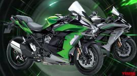 Kawasaki Ninja H2 SX SE và SE+ 2020 trình làng với diện mạo mới