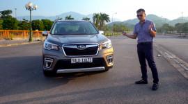 Đánh giá Subaru Forester 2019: CỰC HAY, ấn tượng công nghệ EyeSight