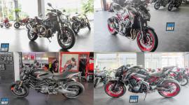 Chọn Ducati Monster 821 Stealth 2019 hay Kawasaki Z900 2019?
