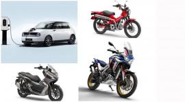 Honda sẽ trưng bày hàng loạt xe hot tại Tokyo Motor Show 2019