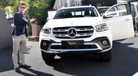 Đánh giá bán tải hạng sang Mercedes X-Class
