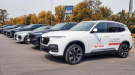 Giá xe Vinfast Lux 2.0 tăng 50 triệu từ 1/10, thêm phiên bản