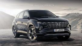 Hyundai Tucson 2020 sẽ sở hữu diện mạo mới ấn tượng hơn