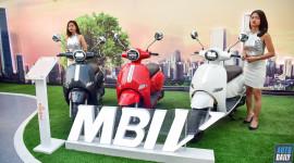 3 mẫu xe máy điện Hàn Quốc MBIGO ra mắt thị trường Việt, giá từ 39,8 triệu