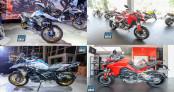 """Chọn """"xế phượt"""" BMW R 1250 GS 2019 hay Ducati Multistrada 1260 S 2018?"""