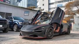 McLaren 720S màu độc được chào bán giá 12 tỷ đồng tại Hà Nội
