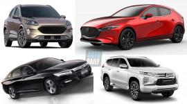 Mazda3 2019 và loạt xe 'hot' có thể ra mắt trong tháng 10