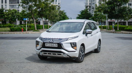 Mitsubishi Việt Nam triệu hồi hơn 14.000 xe Xpander để thay thế bơm xăng