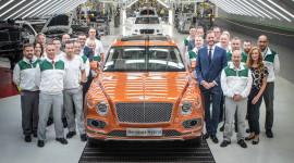 Bentley Bentayga phiên bản siêu tiết kiệm bắt đầu được bán ra