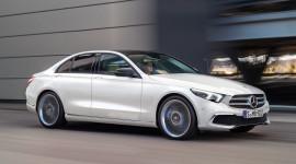 Mercedes-Benz C-Class thế hệ mới sẽ được thừa hưởng công nghệ của S-Class