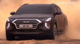 Lộ diện Hyundai Tucson 2020 dành cho thị trường Trung Quốc