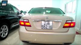 Gần 1,3 tỷ cho chiếc Lexus LS460L 2008: CÓ ĐÁNG MUA?