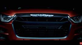 Isuzu D-Max 2020 nhá hàng trước ngày ra mắt 11/10