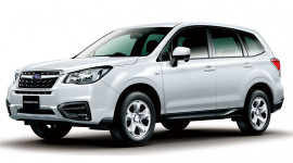 Subaru triệu hồi 168 xe Forester tại Việt Nam vì lỗi ở ống xả