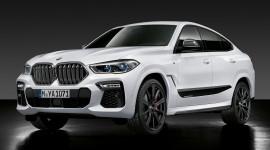 "BMW X5/X5 M, X6/X6 M và X7 ""ngầu"" hơn với gói phụ kiện M Performance"
