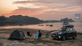 Sống khác cùng Subaru Forester 2019