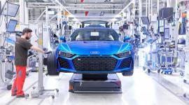 Xe Audi được sản xuất như thế nào?