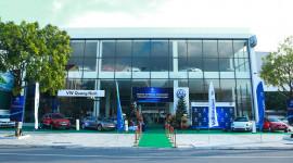 Volkswagen Việt Nam khai trương đại lý 4S mới tại Quảng Ninh