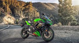 Kawasaki Ninja 650 2020 ra mắt, nâng cấp nhẹ, ngầu hơn