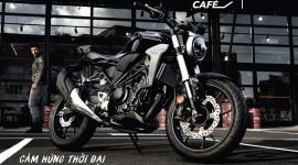 Honda CB300R 2019 ra mắt thị trường Việt Nam, giá 140 triệu đồng