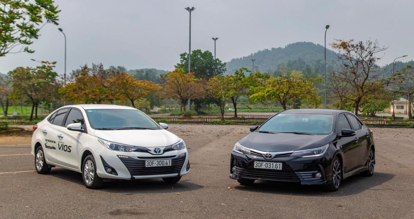 Toyota Việt Nam bán 7.334 xe trong tháng 9/2019