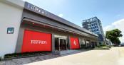 Ảnh 'nóng' của showroom Ferrari tại Việt Nam trước giờ khai trương