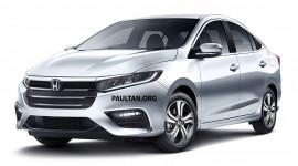 Honda City 2020 ra mắt tại Thái Lan vào tháng 11, chờ ngày về Việt Nam