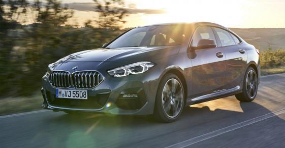BMW 2-Series Gran Coupe 2020 ra mắt, đối đầu Mercedes CLA