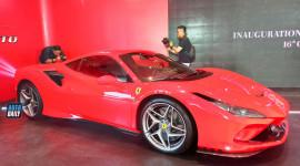 Siêu xe Ferrari F8 Tributo ra mắt tại Việt Nam
