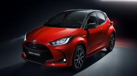 Toyota Yaris 2020 ra mắt, nâng cấp toàn diện