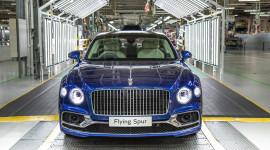 Bentley Flying Spur 2020 bắt đầu được sản xuất hàng loạt