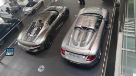 Đột nhập showroom Porsche trăm tỷ với toàn hàng khủng