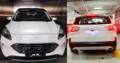 Hình ảnh đầu tiên của Ford Escape 2020 tại Việt Nam, đấu Mazda CX-5