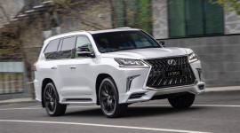 Lexus LX600 sẽ lộ diện trong tương lai?