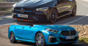 So sánh BMW 2-Series Gran Coupe 2020 và Mercedes CLA Coupe 2020