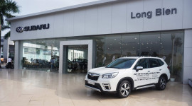 Subaru Việt Nam đồng loạt khai trương 3 đại lý ủy quyền mới
